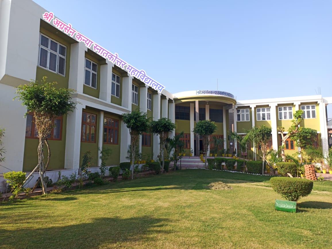 College Building